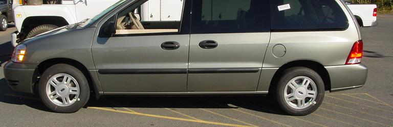 2007 Ford Freestar Exterior