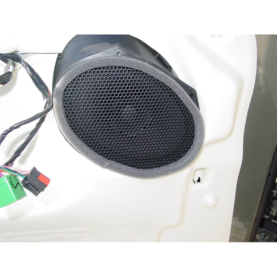 2005 Ford Freestar Front door speaker