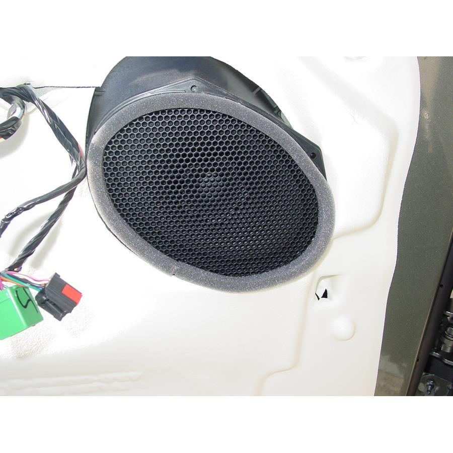 2007 Ford Freestar Front door speaker