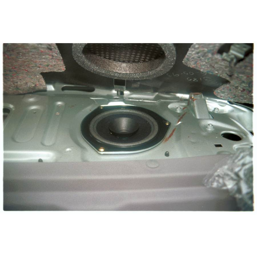 1992 Ford Escort Rear deck speaker