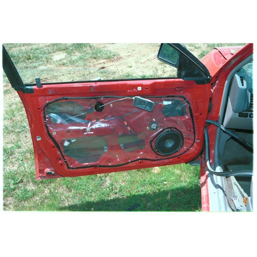 1992 Ford Escort Front door speaker