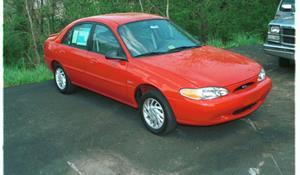 Ford escort 1999 length