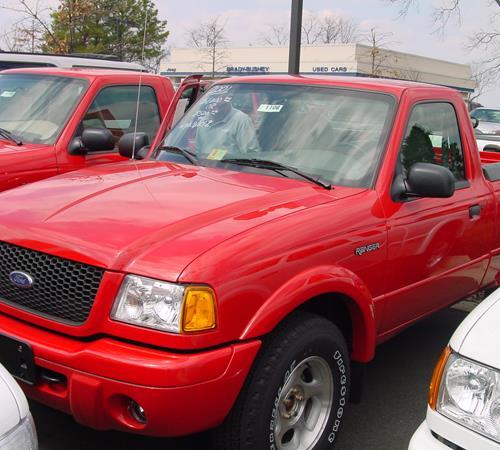 1999 Ford Ranger Exterior