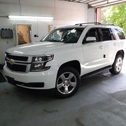Chevy tahoe hook up