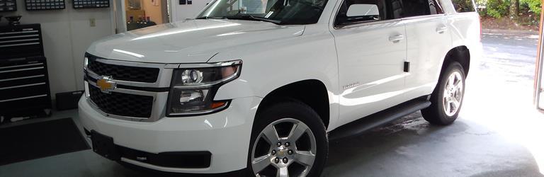 2018 Chevrolet Tahoe Ls Exterior