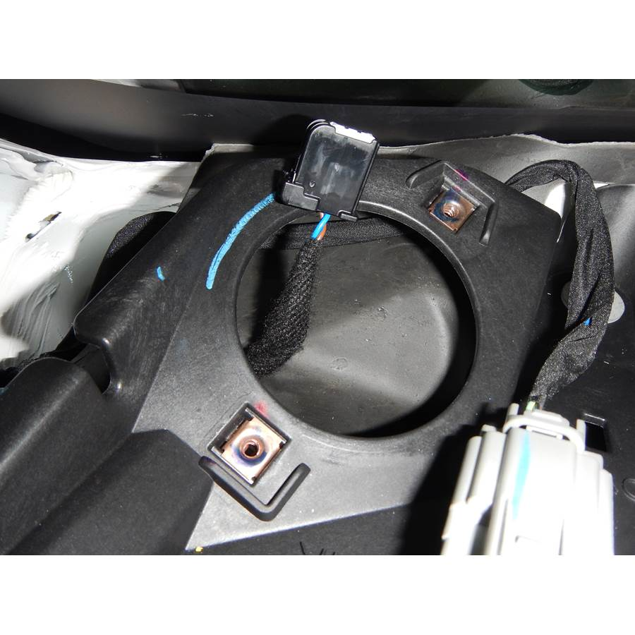2019 Chevrolet Suburban LS Dash speaker removed