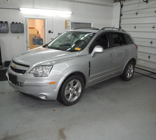 2013 Chevrolet Captiva Sport - find speakers, stereos, and dash kits