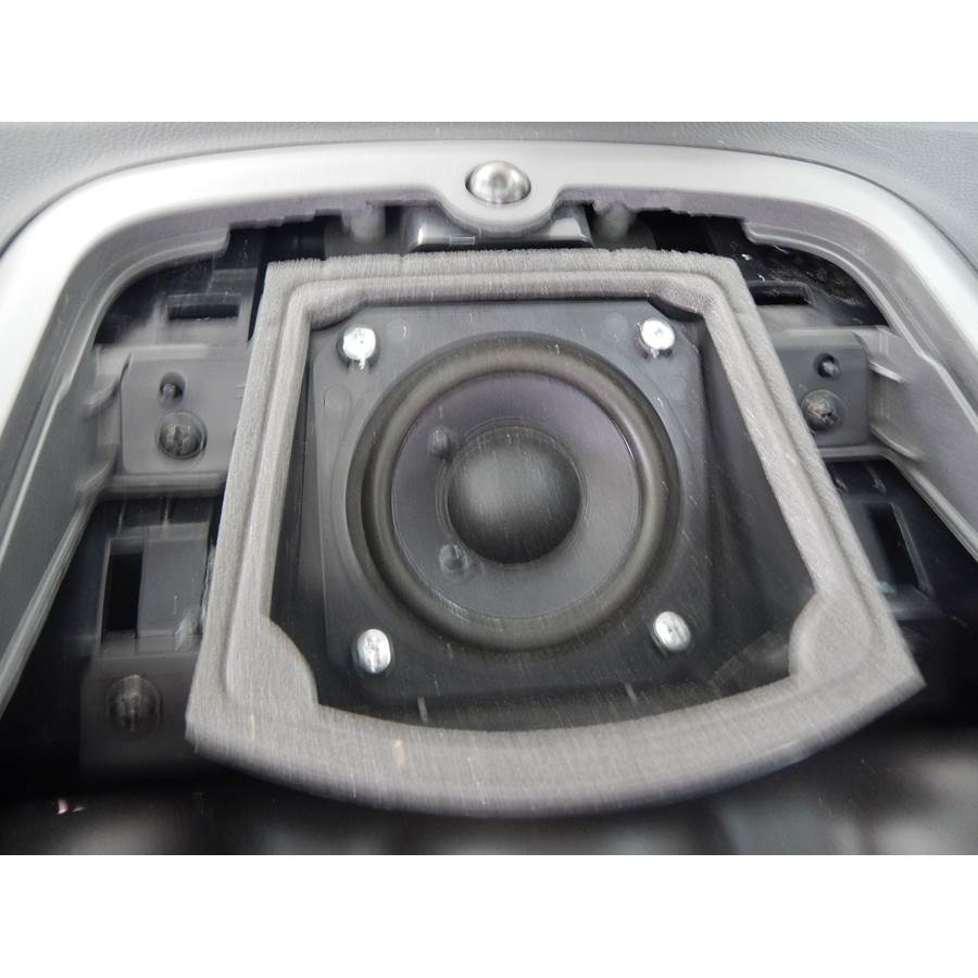 2014 Chevrolet Captiva Sport Center dash speaker