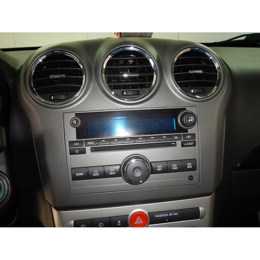 2014 Chevrolet Captiva Sport Factory Radio