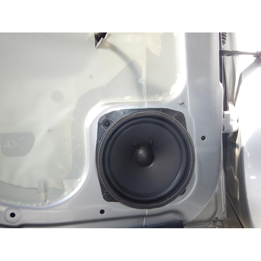 2014 Chevrolet Captiva Sport Rear door speaker
