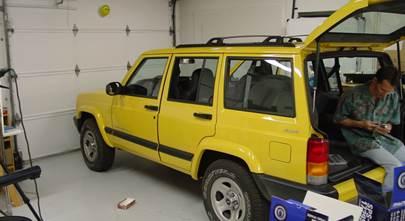 1997-2001 Jeep Cherokee