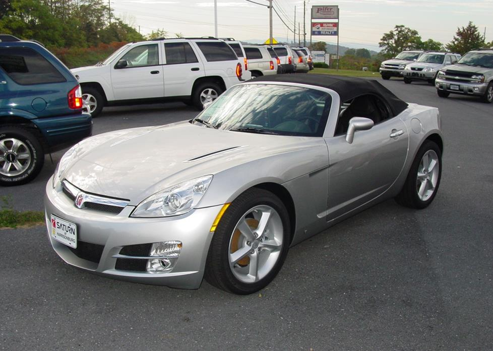 2007 2009 Saturn Sky Car Audio Profile