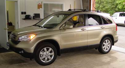 2007-2011 Honda CR-V
