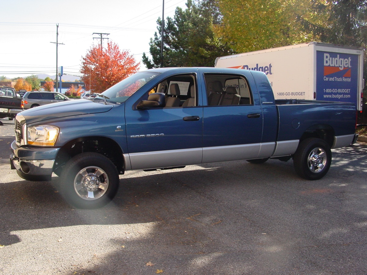 Upgrading The Stereo System In Your 2006 2008 Dodge Ram Mega Cab
