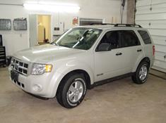 2008-2012 Ford Escape, Mercury Mariner, and Mazda Tribute