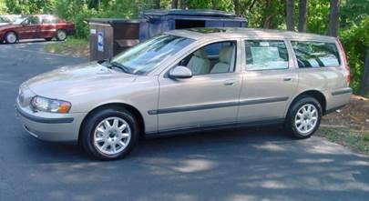 2001-2007 Volvo V70