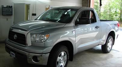 2007-2013 Toyota Tundra regular cab