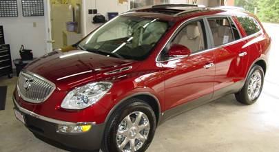 2008-2012 Buick Enclave