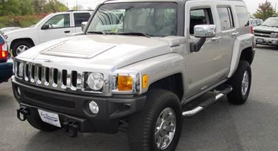 2006-2010 Hummer H3