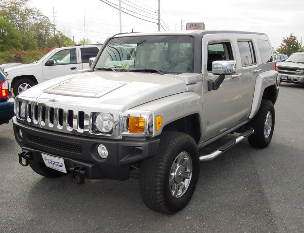 2006-2010 Hummer H3 Car Audio Profile on
