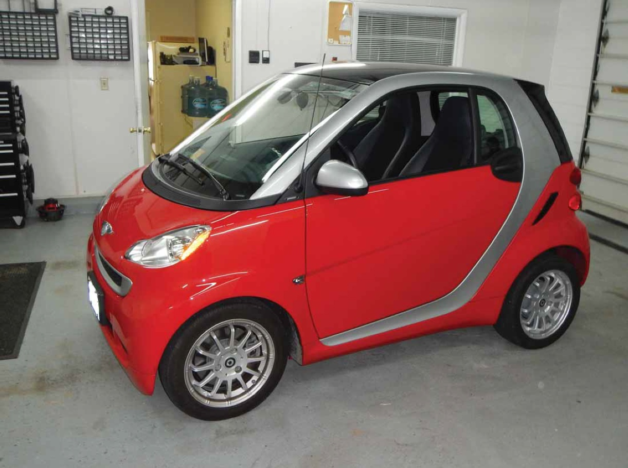 2011 2015 smart fortwo coupe car audio profile. Black Bedroom Furniture Sets. Home Design Ideas
