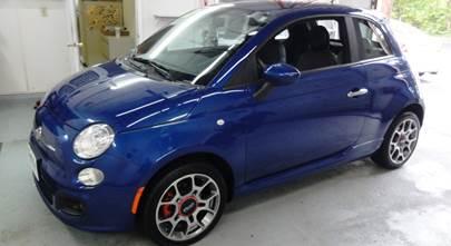 2012-2015 Fiat 500