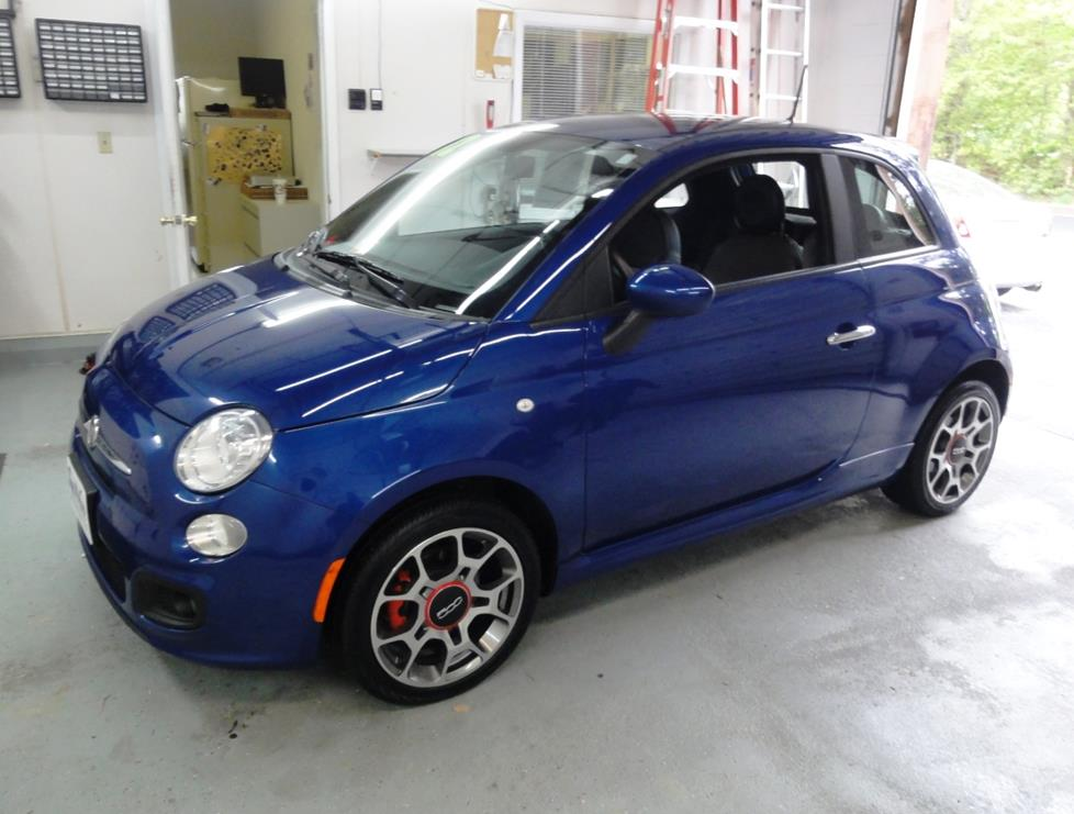 2012-2015 Fiat 500 Car Audio Profile