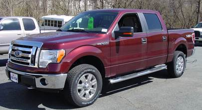 2009-2014 Ford F-150 SuperCrew