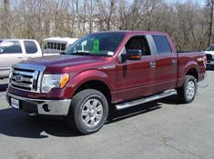 2009-2012 Ford F-150 SuperCrew