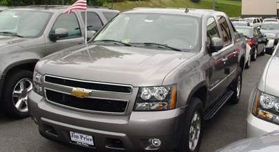 2007-2013 Chevrolet Avalanche