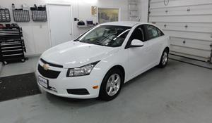 2016 Chevrolet Cruze Limited Exterior