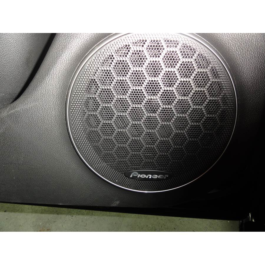 2013 Chevrolet Cruze Specialty audio system