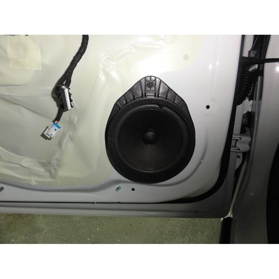 2014 Chevrolet Cruze Front door speaker
