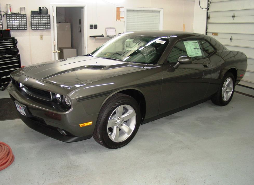 2008-2014 Dodge Challenger Car Audio Profile on