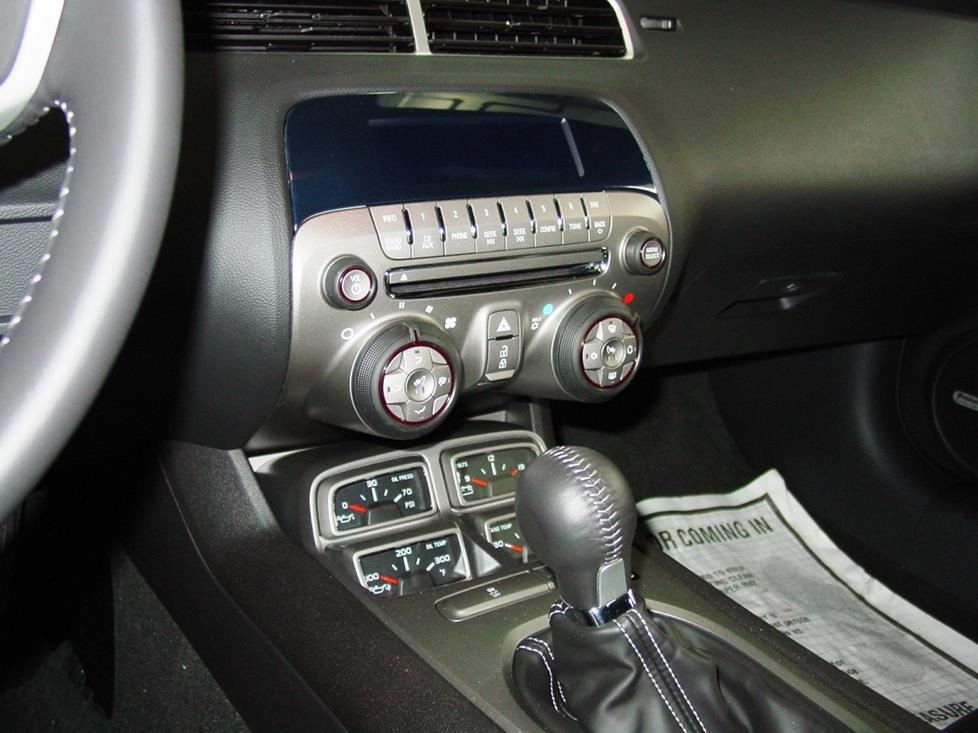 2010 2015 chevrolet camaro car audio profile chevy camaro radio