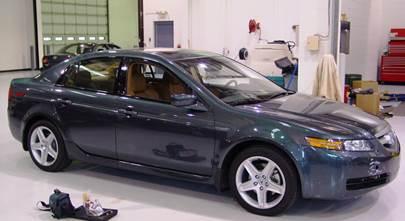 2004-2008 Acura TL
