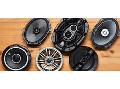 10 popular car speakers at Crutchfield