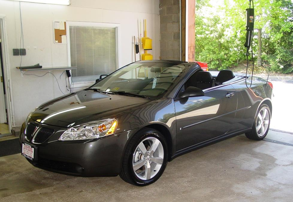 2005 2010 pontiac g6 car audio profile pontiac g6 convertible