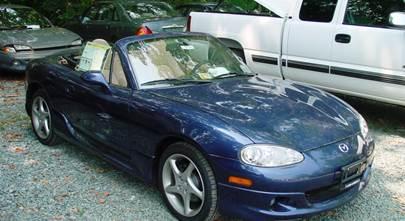 2001-2005 Mazda Miata