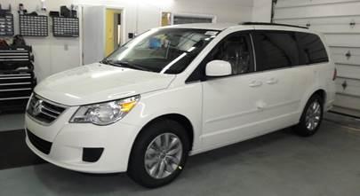 2009-2013 Volkswagen Routan