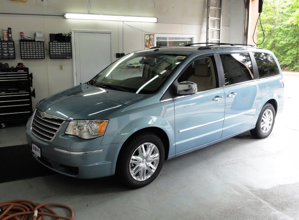 2008 2016 Chrysler Town Country Car Audio Profile 2014 And Fuse Diagram