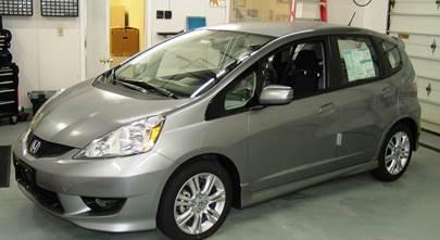 2009-2014 Honda Fit