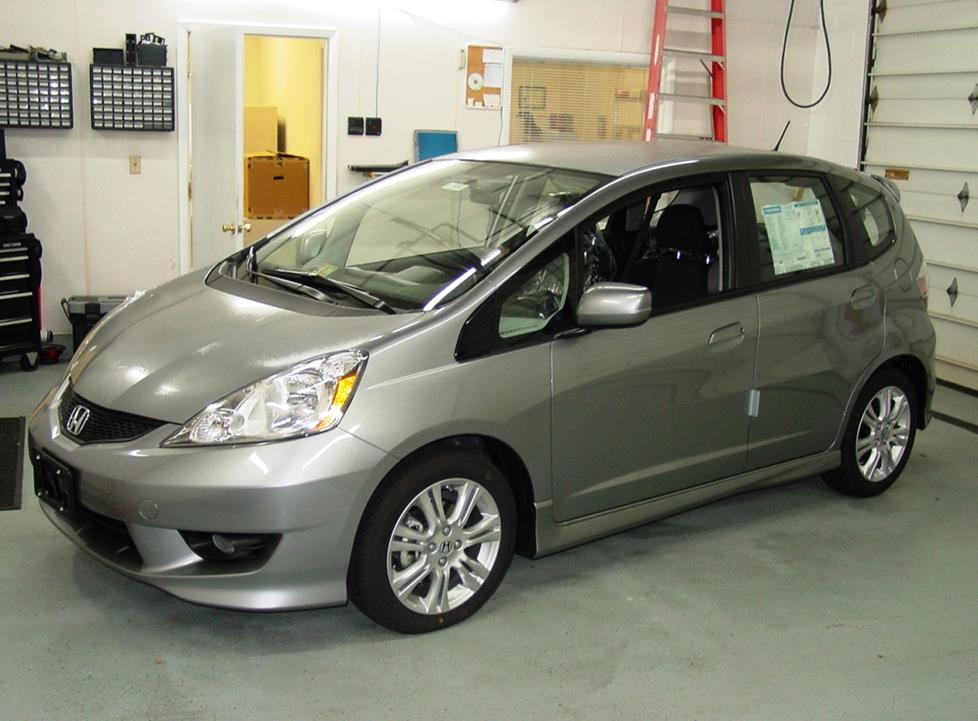 2009 - up Honda Fit