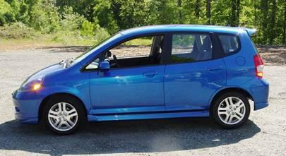 2007-2008 Honda Fit
