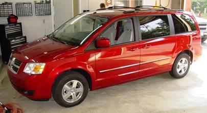 2008-2018 Dodge Grand Caravan