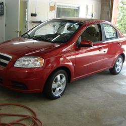 exterior chevrolet aveo audio radio, speaker, subwoofer, stereo  at edmiracle.co