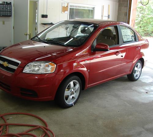 2007 Chevrolet Aveo Find Speakers Stereos And Dash Kits That Fit
