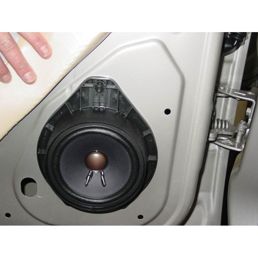 2007 Cadillac Escalade ESV Rear door speaker