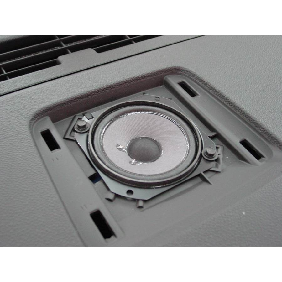 2013 Chevrolet Tahoe Center dash speaker