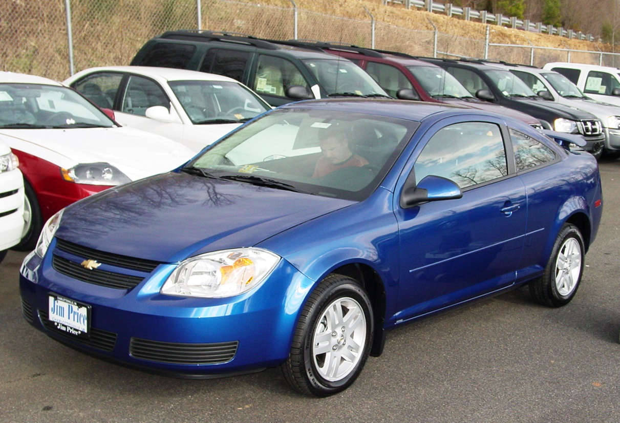 2005 2010 Chevrolet Cobalt And Pontiac G5 Pursuit